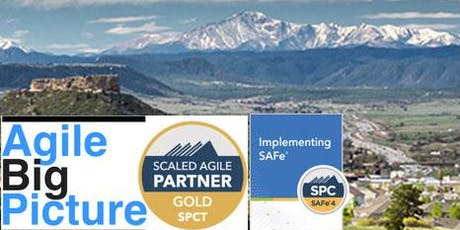 BROOMFIELD, COLORADO - Implementing SAFe® with SPC Certification tickets