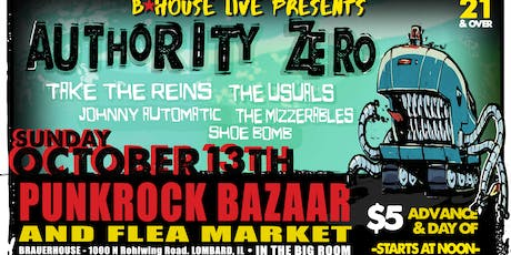 Punk Rock Bazaar tickets