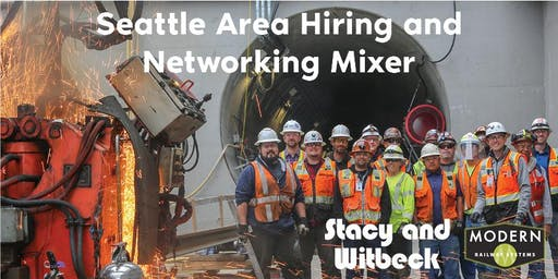 Stacy and Witbeck: Seattle Market Construction Recruiting Mixer