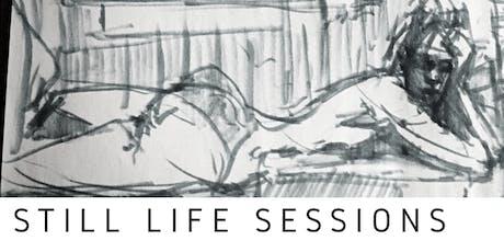 Still Life Sessions @ Gallery 992 tickets