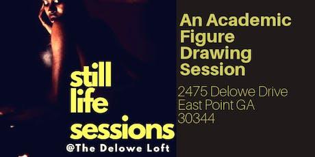 Still Life Sessions @ The Delowe Loft tickets