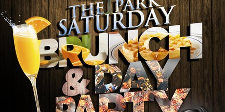 The Park Saturday Brunch + Day Party! Presented By Talk Of DC tickets