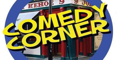 Comedy Corner: Kehoes Bar, Dublin.