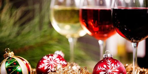 MULTI Holiday Party WITH DJ! SATURDAY December 7,  2019 Cocktails 6:00 DINNER 7:00