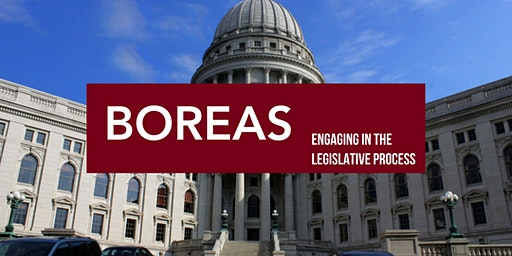 Boreas Workshop: Engaging in the Legislative Process