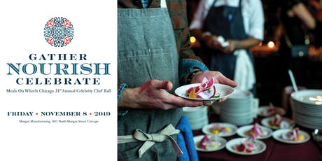 Celebrity Chef Ball: $400 VIP Event (6:00pm) | $200 Tasting Party (7:30pm) tickets
