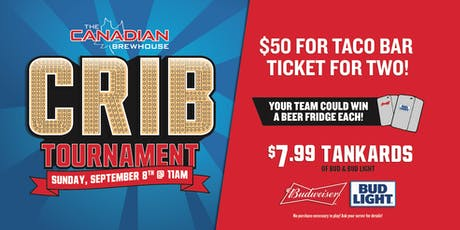 St. Albert Crib Tournament tickets