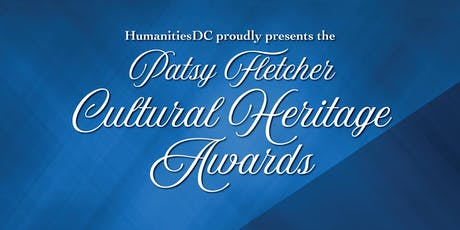 HumanitiesDC Patsy Fletcher Cultural Heritage Award tickets