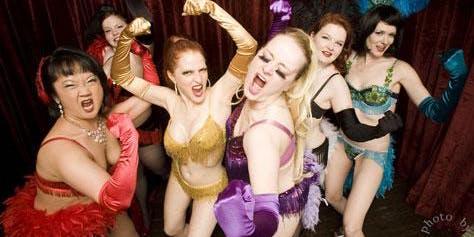New York School of Burlesque Student Showcase