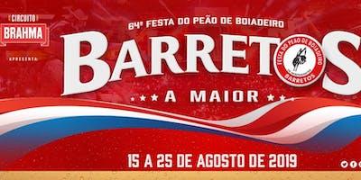 FESTA DO PEÃO DE BARRETOS 2019