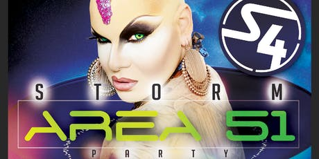 Storm Area 51 Party tickets