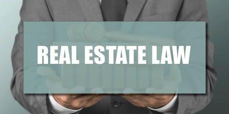 CB Bain | Real Estate Law (30 CH-WA) | Tacoma Main | Nov 4th, 6th, 11th & 13th 2019 tickets