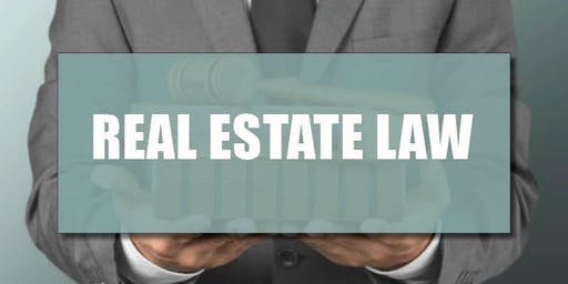 CB Bain | Real Estate Law (30 CH-WA) | Tacoma Main | Nov 4th, 6th, 11th & 13th 2019