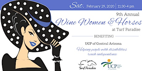 Wine, Women, and Horses 9th Annual Luncheon tickets