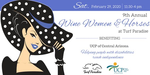 9th Annual, Wine, Women, and Horses Luncheon