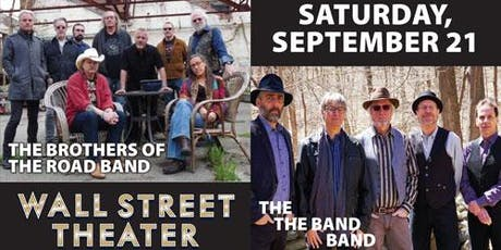 The Brothers of the Road w/ The THE BAND Band tickets