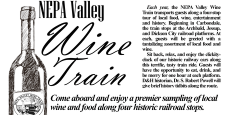 NEPA VALLEY WINE TRAIN tickets