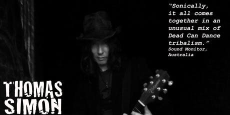 Thomas Simon Vortex // Live // Los Angeles tickets