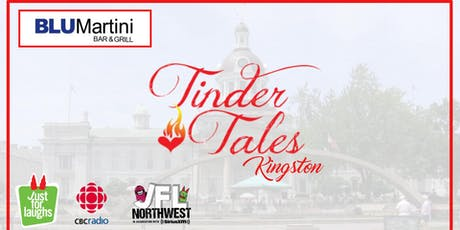 Tinder Tales Live @BluMartini tickets