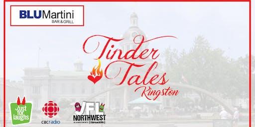 Tinder Tales Live @BluMartini