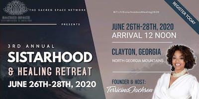 The Sacred Space Weekend Sistarhood & Healing Retreat