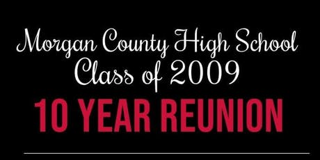 MCHS Class of 2009 10 year Reunion tickets