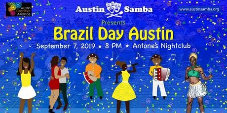 Brazil Day 2019 tickets
