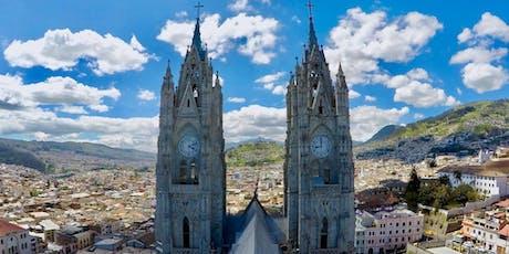 Ecuador Study Abroad Reunion tickets