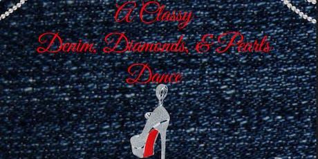 A Classy Denim, Diamonds, & Pearls Dance tickets