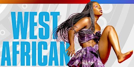 Beginners- West African Dance  tickets