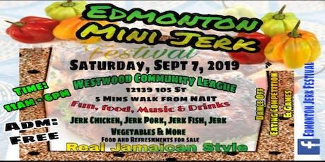 Edmonton Mini Jerk Festival tickets