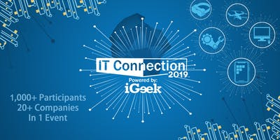 2019 IT Connection Event - General Admission