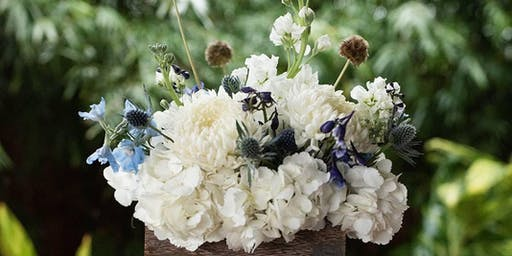 Make-n-Take: Floral Bouquet Arrangements
