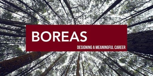Boreas Workshop: Designing a Meaningful Career