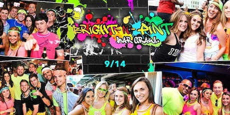 Bright and Pint Bar Crawl tickets