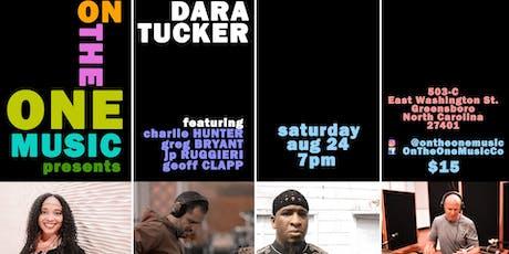 A Summer night with Dara Tucker feat. Charlie Hunter & Friends tickets