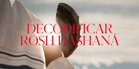 SEMINRHME19   Seminario preparación Rosh Hashana   2 de septiembre   Mérida tickets