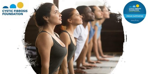 Let's Get it OM...CHAKTI Yoga for a Cause!