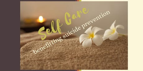 Self Care Benefitting Suicide Prevention (Willoughby) tickets