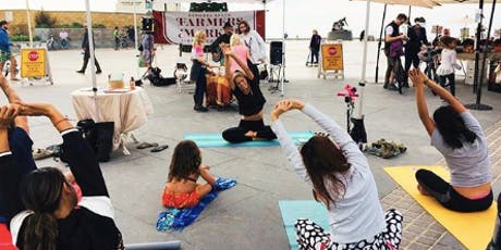Donation-Based Yoga with Kira Algers tickets