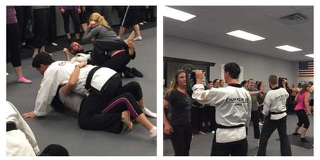 FREE- Krav Maga Self Defense Class (Age 14 and up) tickets