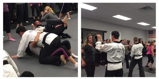 FREE- Krav Maga Self Defense Class (Age 14 and up)