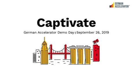 Captivate Silicon Valley - 21st edition tickets
