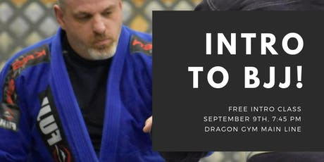 Free Workshop - Intro to Brazilian Jiu Jitsu tickets