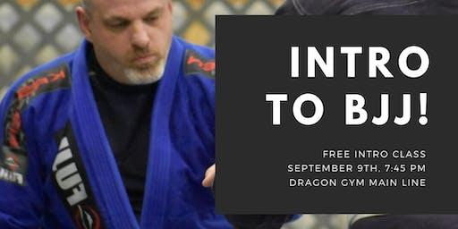 Free Workshop - Intro to Brazilian Jiu Jitsu