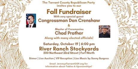 Tarrant GOP Fall Fundraiser tickets