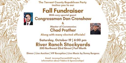 Tarrant GOP Fall Fundraiser