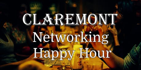 Claremont Networking Happy Hour tickets