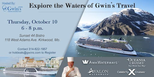 Explore the Waters of Gwin's Travel