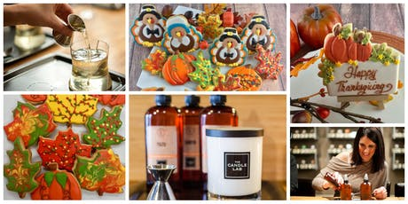 Candles & Cookies Workshop- Fall II tickets